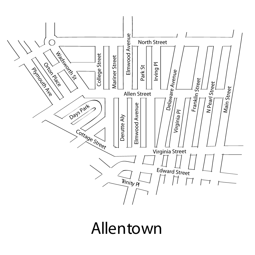 allentown-map